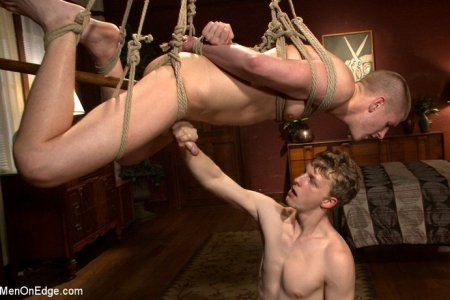 Taken, Tied Up & Edged – Brendon Scott (Feb 10, 2015)