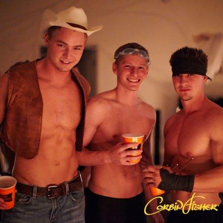 Corbin's Halloween Bash 2015-10-31