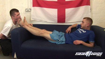 Smelly Straight Boy Feet Part 2 2015-11-20
