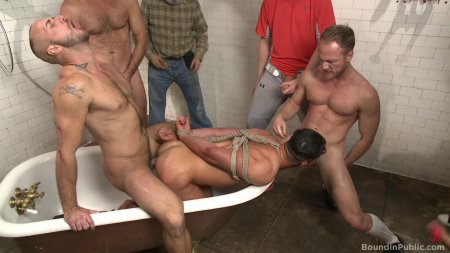 Bully Team Violates Pitcher in the Showers 2016-01-08