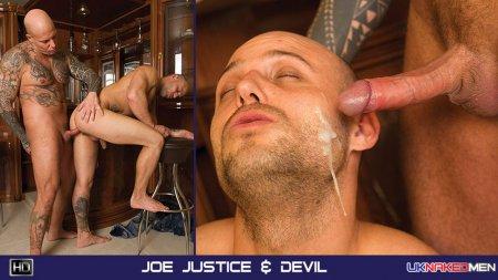 Joe Justice And Devil 2016-03-01