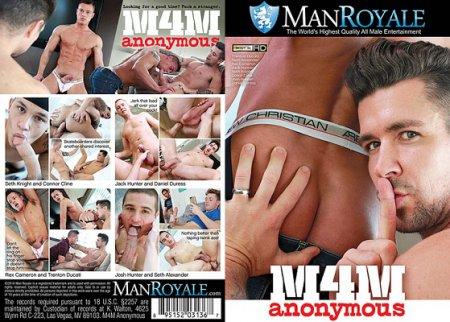 M4M Anonymous 2016 Full HD Gay DVD