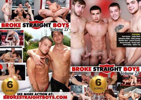 Broke Straight Boys 27 Full HD 2016 Gay DVD