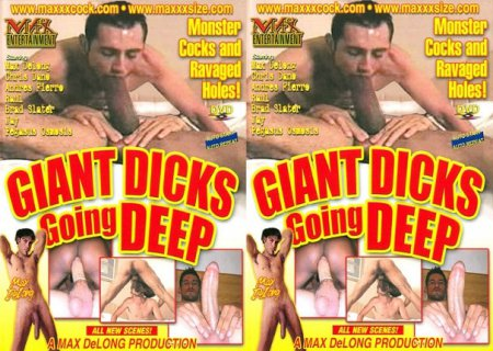 Giant dicks going deep [Request]