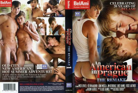 An American In Prague 1 - The Remake 2013 Full HD