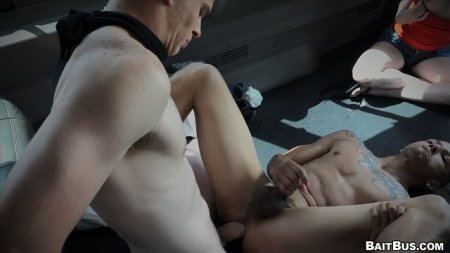 Blonde Cutie didn't know he had it in him 2016-04-21