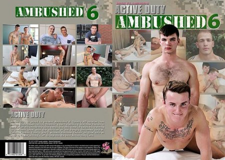 Ambushed 6 HD 2016 Gay DVD