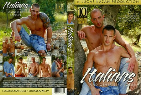 Italians and Other Strangers Gay DVD