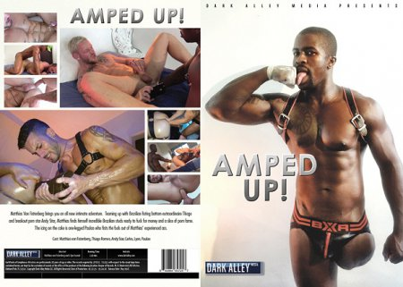 Amped Up 2016 HD Gay DVD