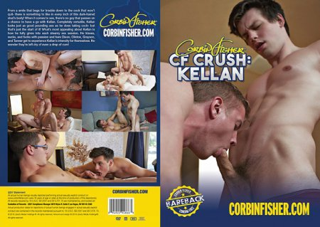 CF Crush: Kellan 2016 Full HD Gay DVD