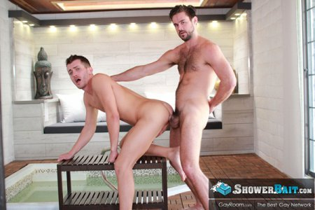 Mike de Marko And Shawn Andrews 2016-10-19