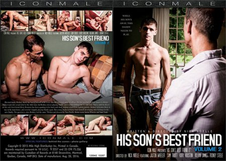 His Son's Best Friend Vol. 2 Full HD Gay DVD