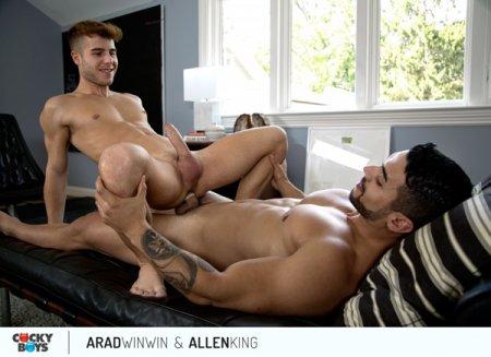 Arad WinWin Fucks Allen King 2016-12-07
