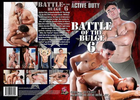 Battle of the Bulge 6 HD Gay DVD 2016