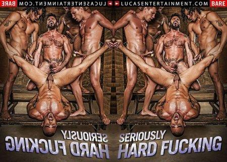 Seriously Hard Fucking 2017 Full HD Gay DVD