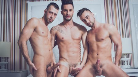 Las Vegas Part 1 - Andrea Suarez, Brandon Jones And Samuel Stone 2016-06-03