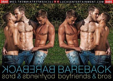 Bareback Boyfriends & Bros 2017 Full HD Gay DVD