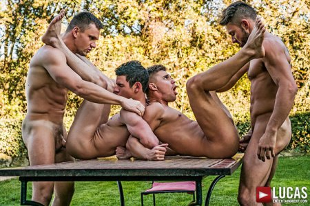Klim Gromov and Ricky Verez Bottom for James Castle and Andrey Vic 2017-03-31
