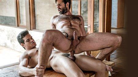 Dani Robles Bottoms Bareback For Rico Marlon 2017-03-31