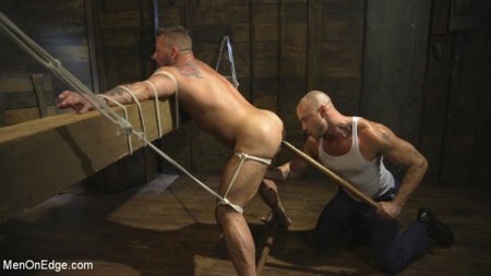 Bound Beefcake Gets Edged to the Max 2017-06-06