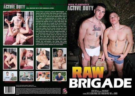 Raw Brigade 2017 Full HD Gay DVD