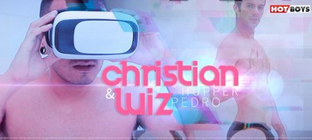 Christian Hupper And Luiz Pedro 2017-07-05