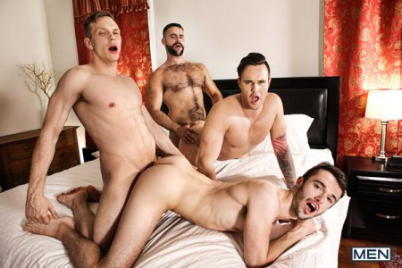 SuPERVisor Part 3 - Beau Reed, Ethan Chase, Teddy Torres And William Sawyer 2017-07-26