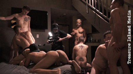 Scene 4 - Nate Grimes Group Fuck 2017-07-26