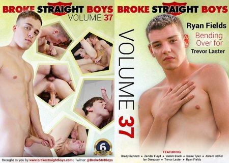 Broke Straight Boys 37 Full HD Gay DVD 2017