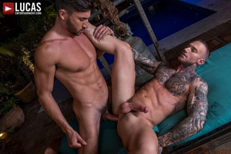 Scott DeMarco Flip-Fucks With Dylan James 2017-09-11