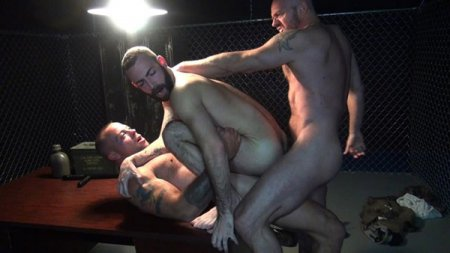 Gaytanamo 2, Scene 9 - Interrogation Fuck Down 2017-09-13