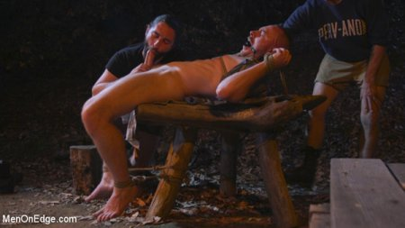 New Camper Gets Edged at Camp Perv-Anon 2017-10-10