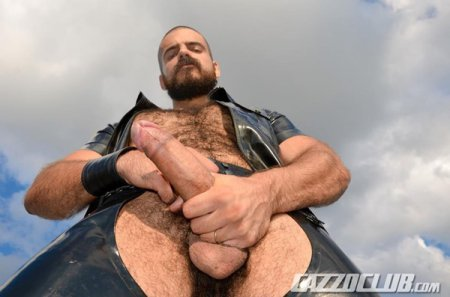 Leather Big Wolf vs Axl Black Part 2 2017-11-23
