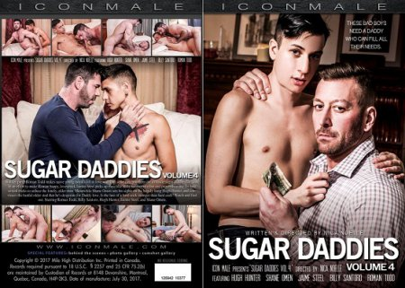 Sugar Daddies Vol. 4 2017 Full HD Gay DVD