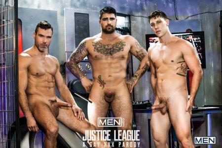 Justice League Part 3 - Manuel Skye, Paul Canon & Ryan Bones 2017-12-08