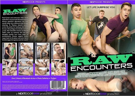 Raw Encounters 2017 Full HD Gay DVD