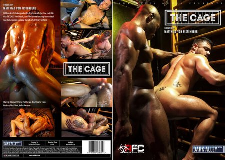The Cage 2017 HD Gay DVD