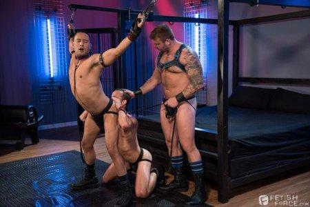 Nate Grimes, Gabriel Dalessandro & Colby Jansen 2017-12-07