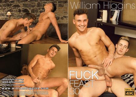 Fuck Feast 30 Full HD Gay DVD 2017