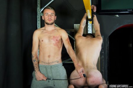 Bound and chained sub fuck 2017-12-28