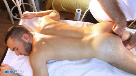 David - Massage Part 2 2018-01-15