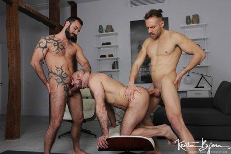 Xavi Duran, Felipe Ferro & Mario Galeno 2018-02-16