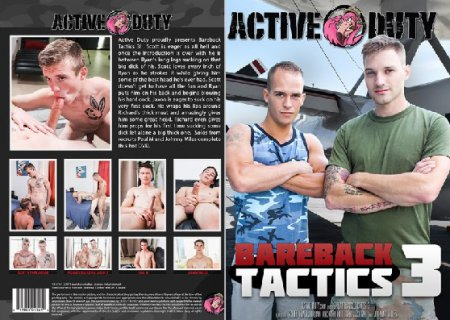 Bareback Tactics 3 Full HD Gay DVD 2018