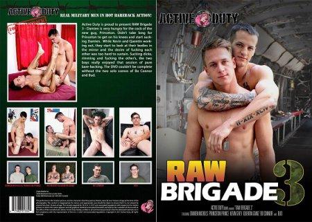 Raw Brigade 3 Full HD Gay DVD 2018