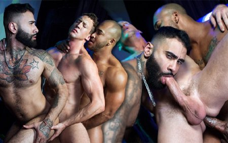 Jason Vario, Pierce Paris & Rikk York 2018-02-21