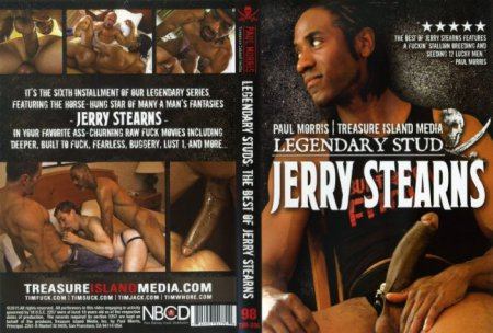 Legendary Stud: Jerry Stearns 2016 HD Gay DVD