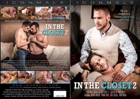 In The Closet 2 Full HD Gay DVD 2018