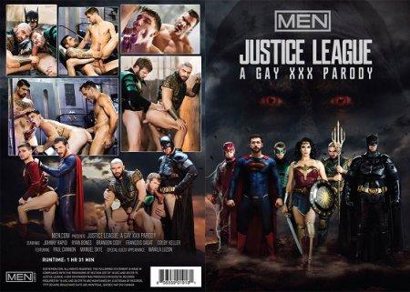 Justice League: A Gay XXX Parody 2018 Full HD Gay DVD