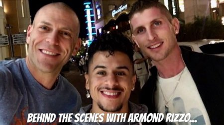Behind The Scenes With Armond Rizzo