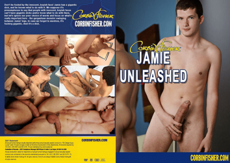 Jamie Unleashed 2018 HD Gay DVD